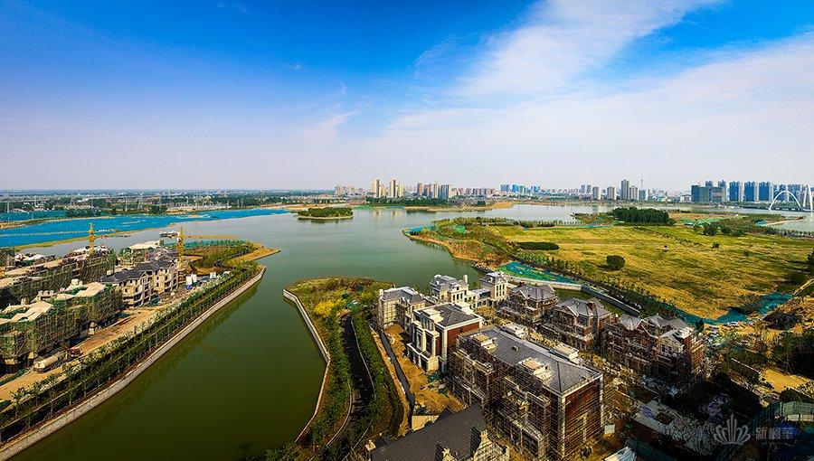 《大美西湖·湾居福地》王忠  摄枫华·西湖半岛